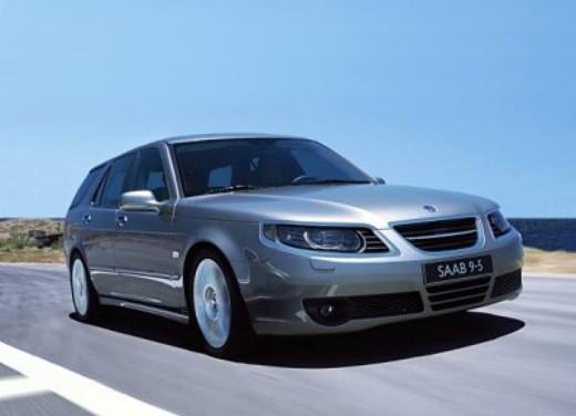 Saab nuova 9-5 : test drive - Foto 3 di 27