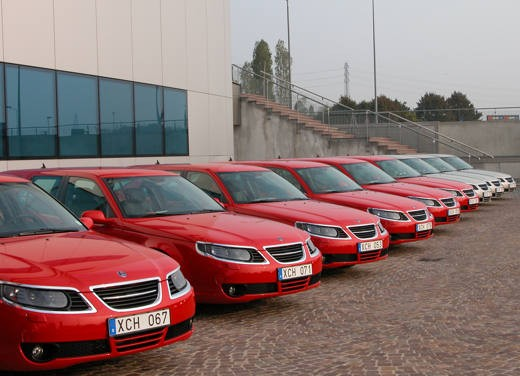 Saab nuova 9-5 : test drive - Foto 12 di 27