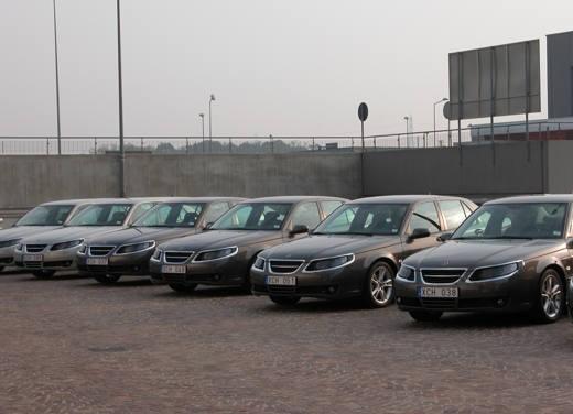 Saab nuova 9-5 : test drive - Foto 13 di 27