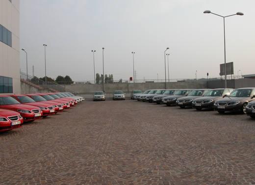 Saab nuova 9-5 : test drive - Foto 16 di 27