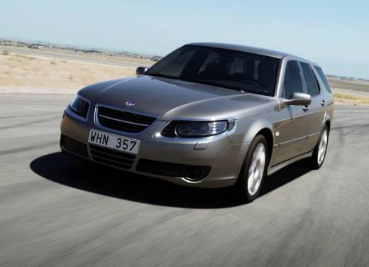 Saab nuova 9-5 : test drive - Foto 18 di 27
