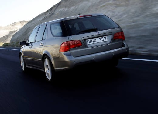 Saab nuova 9-5 : test drive - Foto 21 di 27
