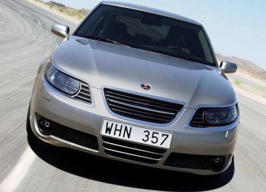 Saab nuova 9-5 : test drive - Foto 27 di 27