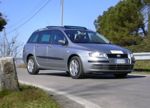 Fiat Stilo Multiwagon MJT: Test Drive