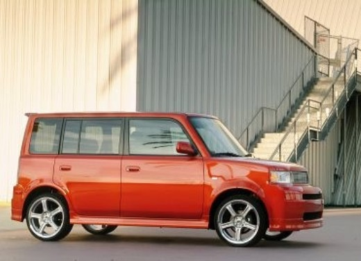Scion xB - Foto 3 di 5