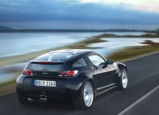 Smart Roadster – Coupé by Brabus