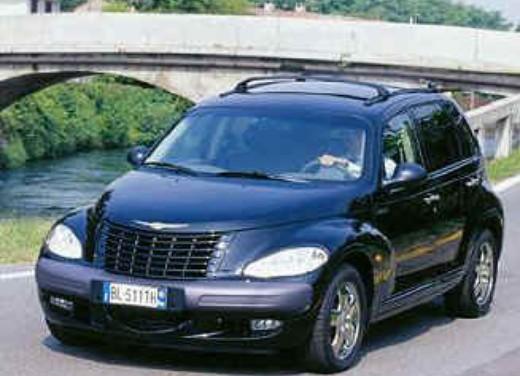 Chrysler PT Cruiser 1600: Test Drive
