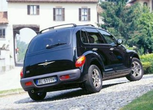 Chrysler PT Cruiser 1600: Test Drive - Foto 2 di 3