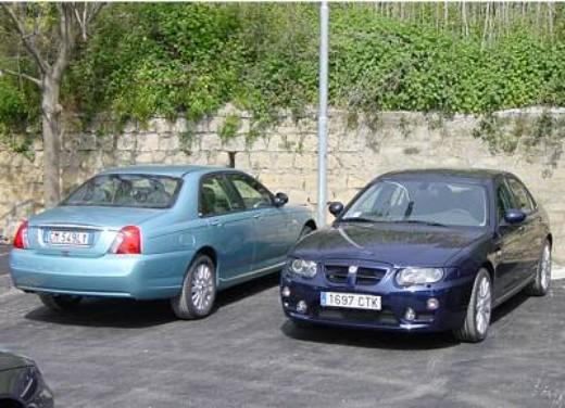 MG new ZT / ZT T: Test Drive - Foto 2 di 3