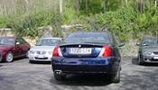 MG Rover: MG new ZT / ZT T: Test Drive