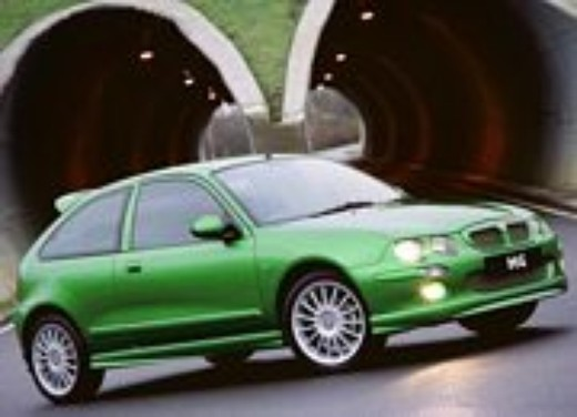 MG Rover: MG ZR/ZS 115 TD: Test Drive