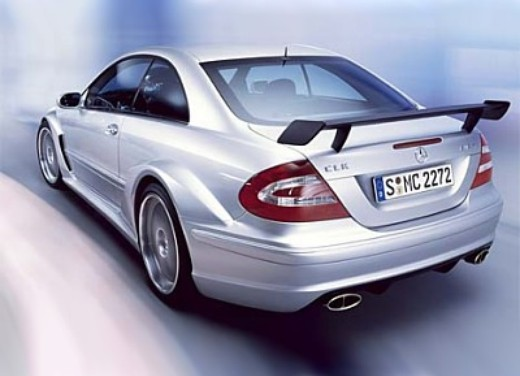 Mercedes CLK DTM by AMG
