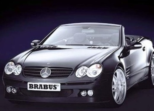 Mercedes-Benz SL by Brabus - Foto 1 di 3