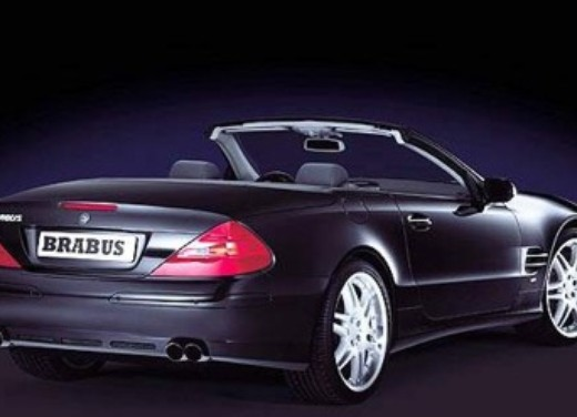 Mercedes-Benz SL by Brabus - Foto 2 di 3