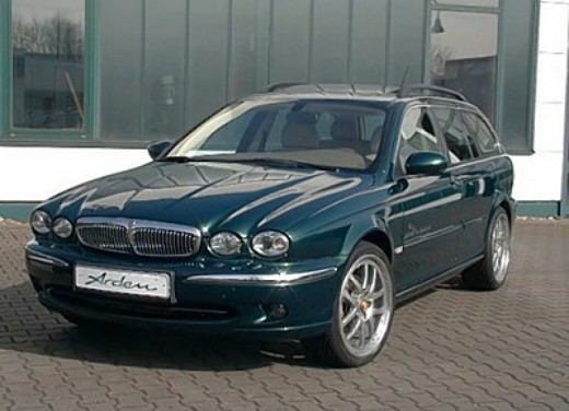 Jaguar X-Type 2.0 D SW by Arden - Foto 1 di 2