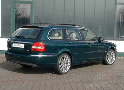 Jaguar X-Type 2.0 D SW by Arden - Foto 2 di 2