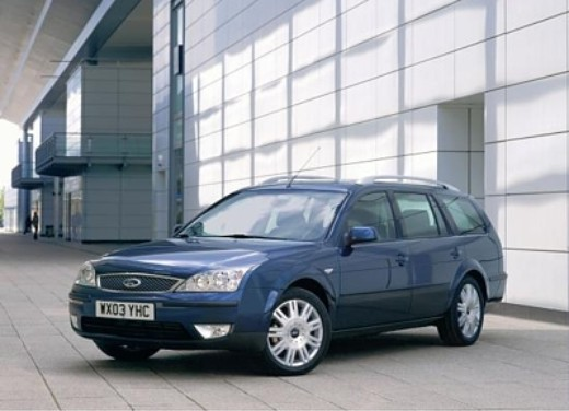 Ford Mondeo Restyling: Test Drive