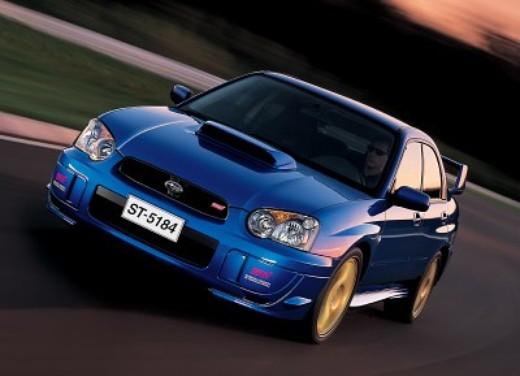 Subaru Impreza STi: Test Drive
