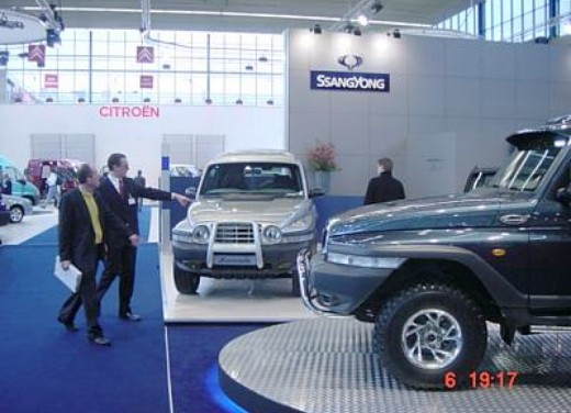 ssangyong commerciali amsterdam - Foto 3 di 4