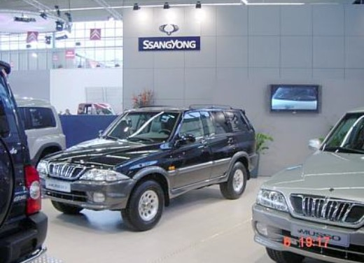 ssangyong commerciali amsterdam - Foto 4 di 4