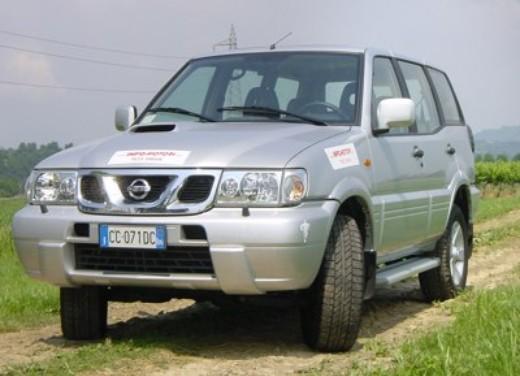 Nissan Terrano II 3.0 DiT: Test Drive