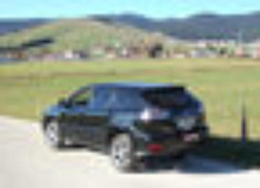 Lexus RX 400h – Long Test Drive - Foto 4 di 19