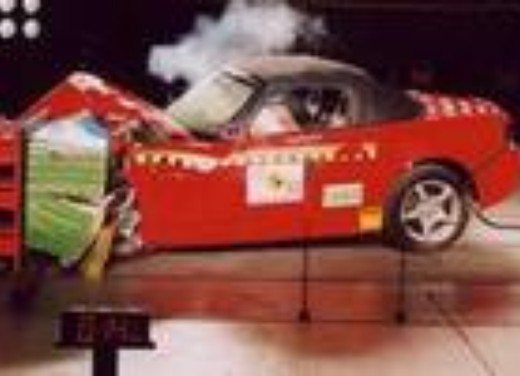 Crash test Honda S2000