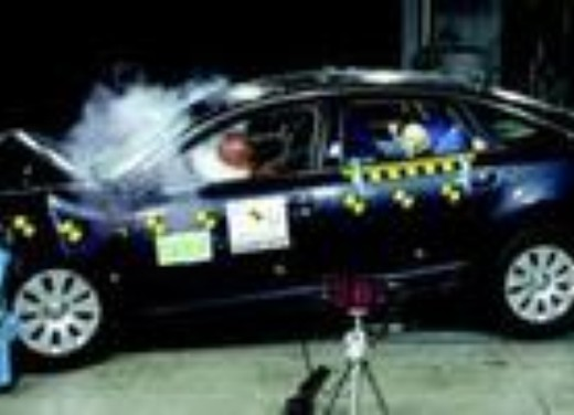 Crash test Audi A6