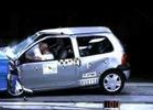 Crash test Renault Nuova Twingo
