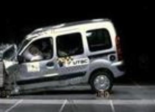 Crash test Renault Kangoo