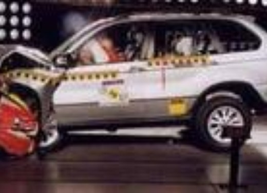 Crash test BMW X5
