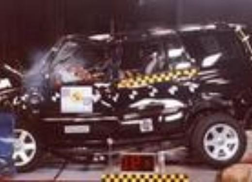 Crash test Suzuki Grand Vitara 5p