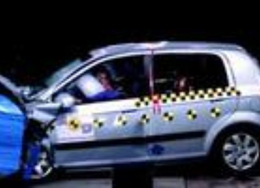 Crash test Hyundai Getz