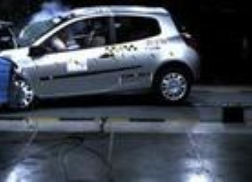 Crash test Renault Clio