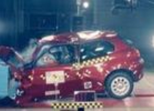 Crash test Alfa Romeo 147