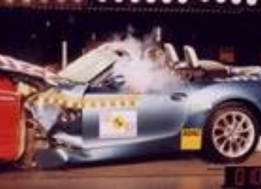 Crash test BMW Z4
