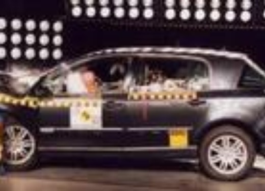 Crash test Renault Vel Satis
