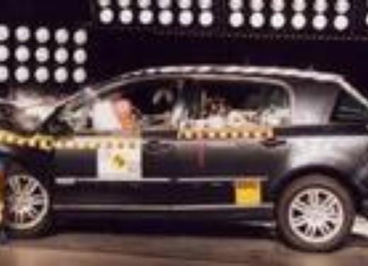 Crash test Renault Vel Satis