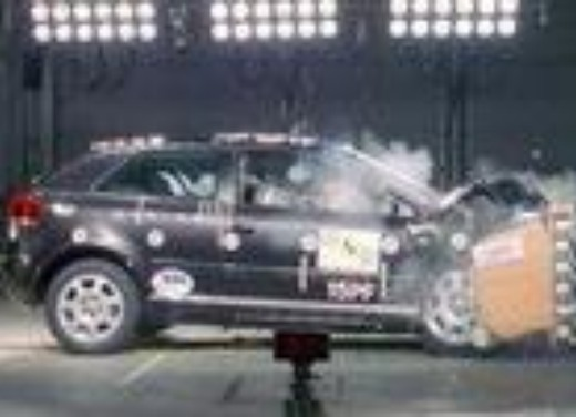 Crash test Audi A3
