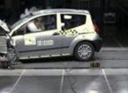 Crash test Citroen C2