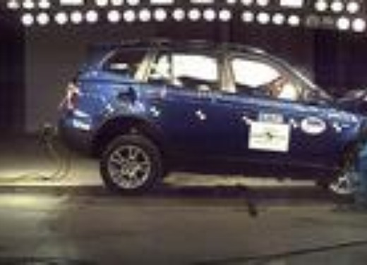 Crash test BMW X3