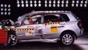 Crash test Kia Cerato