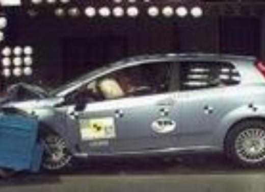 Crash test Fiat Grande Punto