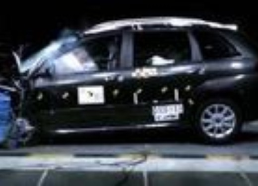 Crash test Fiat Croma