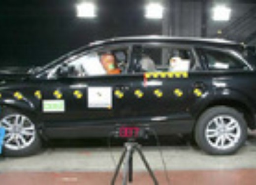 Crash test Audi Q7