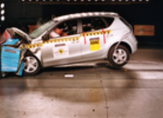 Crash test Hyundai i30