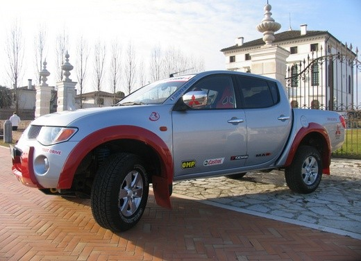 Mitsubishi L200 Race Edition – Long Test Drive - Foto 7 di 35