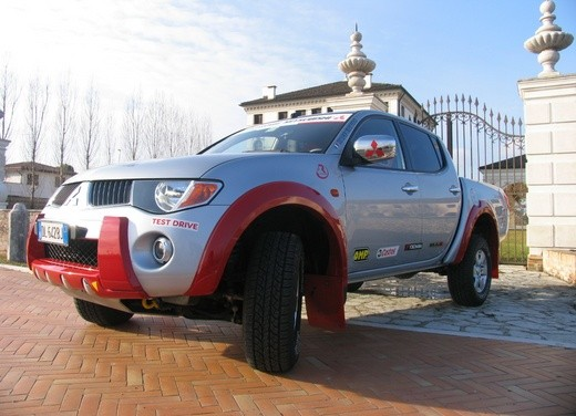 Mitsubishi L200 Race Edition – Long Test Drive - Foto 8 di 35