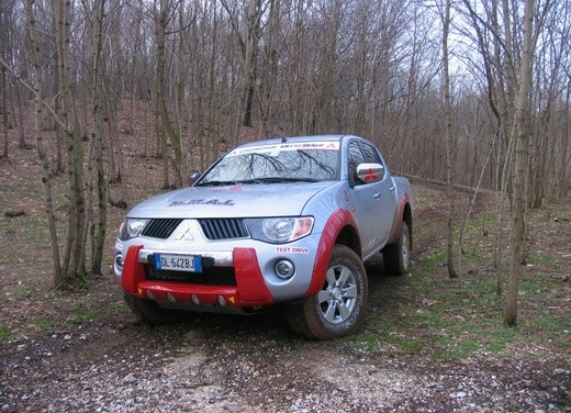 Mitsubishi L200 Race Edition – Long Test Drive - Foto 14 di 35