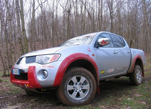 Mitsubishi L200 Race Edition – Long Test Drive - Foto 15 di 35